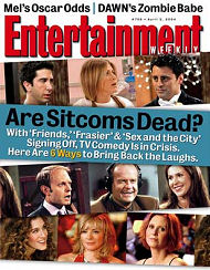 Entertainment Weekly: Sind Sitcoms tot?